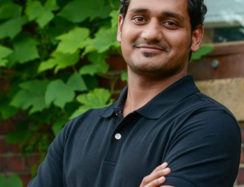 Alumni Spotlight: Abhay Gaikwad – How to Stick with the Job Search & Find the Right Job for You